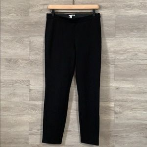 Halogen Side Zip Ponte Ankle Pants
